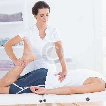 Massage for Athletes: Get Back in the Game